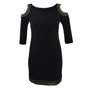 Jessica Howard Sheath Dress Black Size 12 New